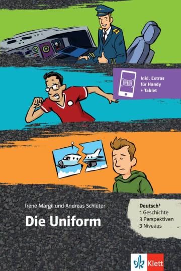 Cover Die Uniform 978-3-12-688077-0 Irene Margil, Andreas Schlüter Deutsch als Zweitsprache (DaZ)