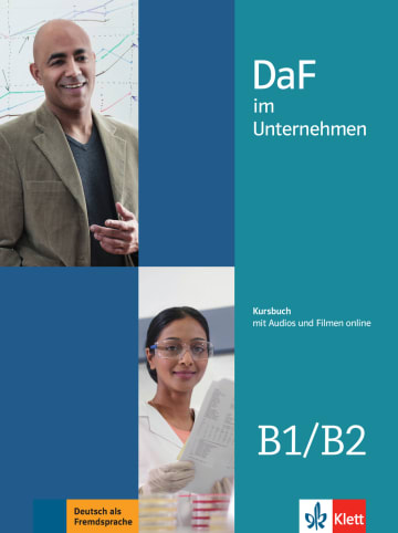 Cover DaF im Unternehmen B1/B2 978-3-12-676463-6 Deutsch als Fremdsprache (DaF)