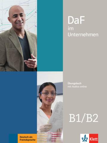 Cover DaF im Unternehmen B1/B2 978-3-12-676464-3 Deutsch als Fremdsprache (DaF)