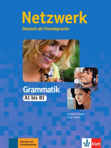 Cover Netzwerk Grammatik A1-B1 978-3-12-605008-1 Deutsch als Fremdsprache (DaF),Deutsch als Zweitsprache (DaZ)