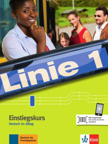 Cover Linie 1 Einstiegskurs 978-3-12-607049-2 Deutsch als Fremdsprache (DaF),Deutsch als Zweitsprache (DaZ)