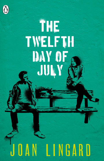 Cover The Twelfth Day of July 978-3-12-573747-1 Joan Lingard Englisch