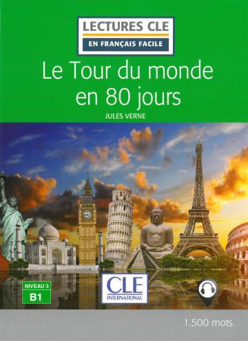 Cover Le Tour du monde en 80 jours 978-3-12-593202-9 Französisch
