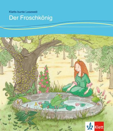 Cover Der Froschkönig 978-3-12-674913-8 Brüder Grimm, Angelika Lundquist-Mog Deutsch,Deutsch als Zweitsprache (DaZ)