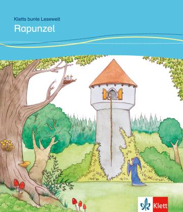 Cover Rapunzel 978-3-12-674912-1 Brüder Grimm, Angelika Lundquist-Mog Deutsch,Deutsch als Zweitsprache (DaZ)