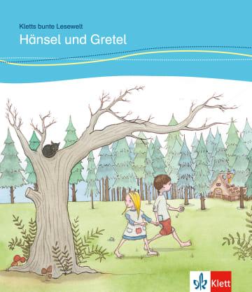 Cover Hänsel und Gretel 978-3-12-674910-7 Brüder Grimm, Angelika Lundquist-Mog Deutsch,Deutsch als Zweitsprache (DaZ)