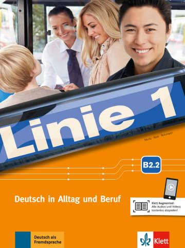 Cover Linie 1 B2.2 978-3-12-607112-3 Deutsch als Fremdsprache (DaF),Deutsch als Zweitsprache (DaZ)