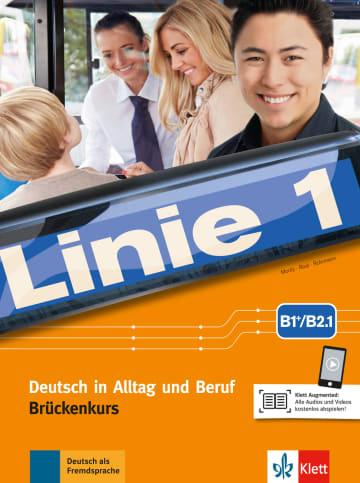 Cover Linie 1 B2.1 978-3-12-607111-6 Deutsch als Fremdsprache (DaF),Deutsch als Zweitsprache (DaZ)