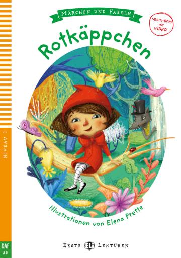 Cover Rotkäppchen 978-3-12-515117-8 Deutsch als Fremdsprache (DaF)