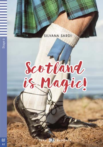 Cover Scotland is Magic! 978-3-12-515068-3 Silvana Sardi Englisch