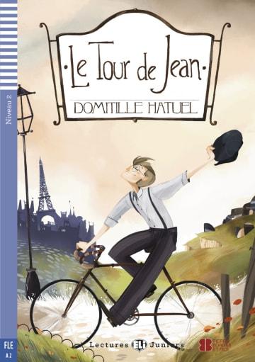 Cover Le Tour de Jean 978-3-12-515115-4 Domitille Hatuel Französisch