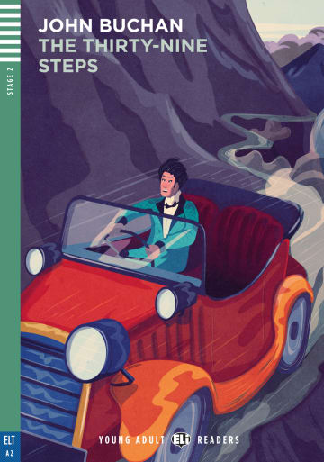 Cover The Thirty-Nine Steps 978-3-12-515069-0 John Buchan Englisch
