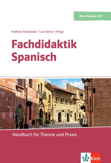 Cover Fachdidaktik Spanisch 978-3-12-920126-8 Spanisch