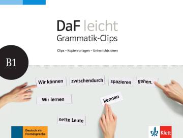 Cover DaF leicht B1 978-3-12-676269-4 Deutsch als Fremdsprache (DaF)