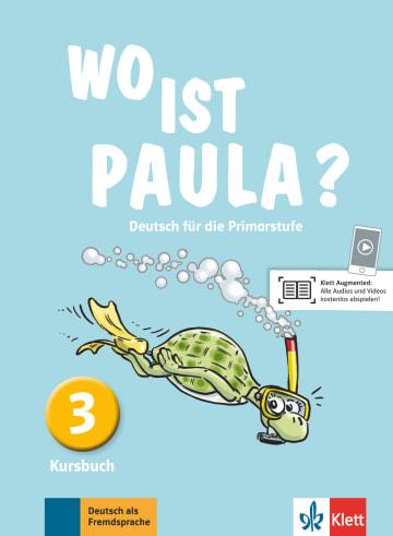 Wo Ist Paula 3 Kursbuch Klett Sprachen