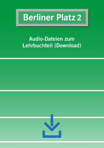 Cover Berliner Platz 2 NP01160609701 Deutsch als Fremdsprache (DaF)
