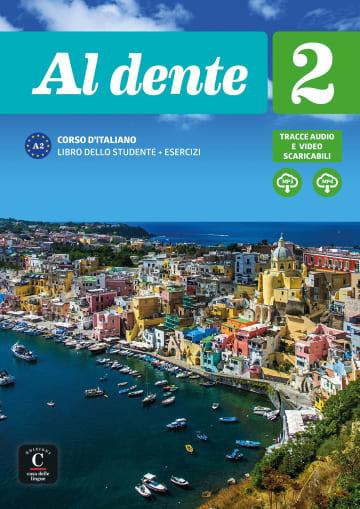 Cover Al dente 2 (A2) 978-3-12-525384-1 Italienisch