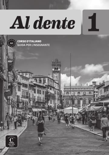 Cover Al dente 1 (A1) 978-3-12-525382-7 Italienisch