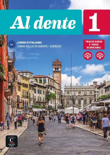 Cover Al dente 1 (A1) 978-3-12-525380-3 Italienisch