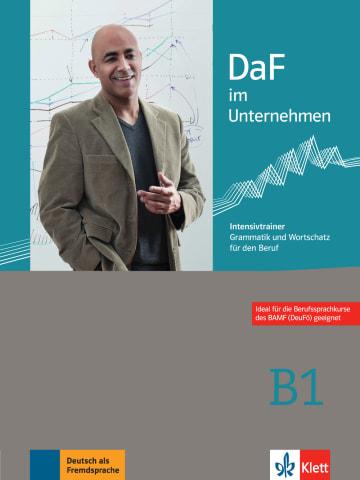 Cover DaF im Unternehmen B1 978-3-12-676454-4 Deutsch als Fremdsprache (DaF)