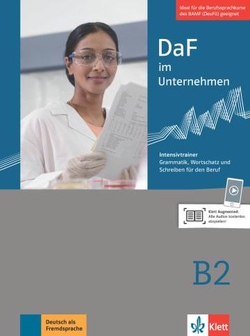 Cover DaF im Unternehmen B2 978-3-12-676467-4 Deutsch als Fremdsprache (DaF)