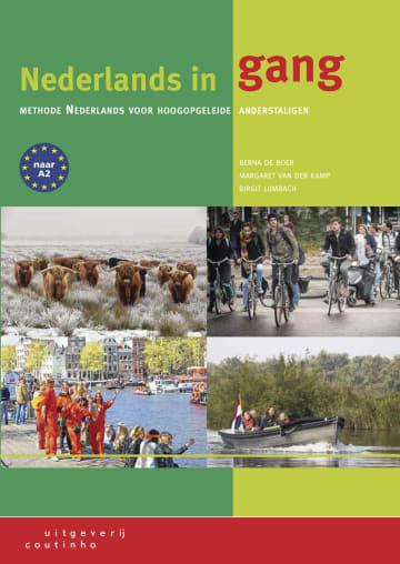 Cover Nederlands in gang (A1-A2) Neu 978-3-12-528878-2 Niederländisch