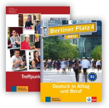 Cover Berufssprachkurs Deutsch B1/B2 978-3-12-675014-1 Deutsch als Fremdsprache (DaF)