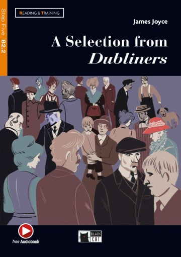 Cover A Selection from Dubliners 978-3-12-500098-8 James Joyce Englisch