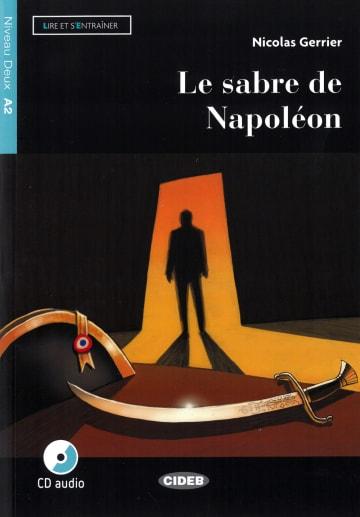 Cover Le sabre de Napoléon 978-3-12-500273-9 Nicolas Gerrier Französisch