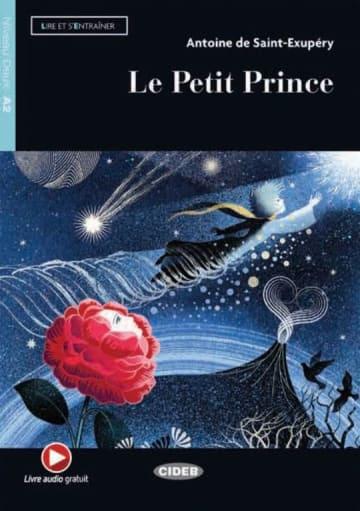 Cover Le Petit Prince 978-3-12-500271-5 Antoine de Saint-Exupéry Französisch