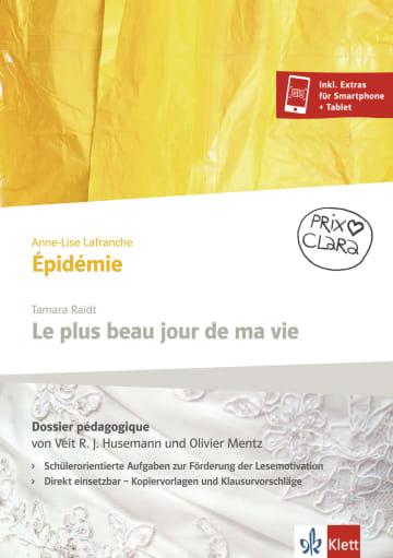 Cover L'Épidémie / Le plus beau jour de ma vie 978-3-12-592355-3 Französisch