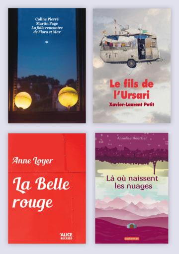 Cover Prix des lycéens allemands 2018 978-3-12-597020-5 Französisch