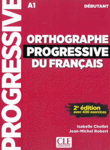 Cover Orthographe progressive 978-3-12-529959-7