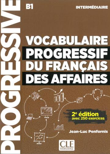 Cover Vocabulaire progressif du français des affaires 978-3-12-529977-1 Französisch