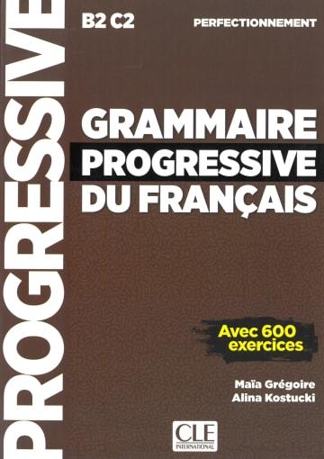 Cover Grammaire progressive du français 978-3-12-529987-0 Französisch