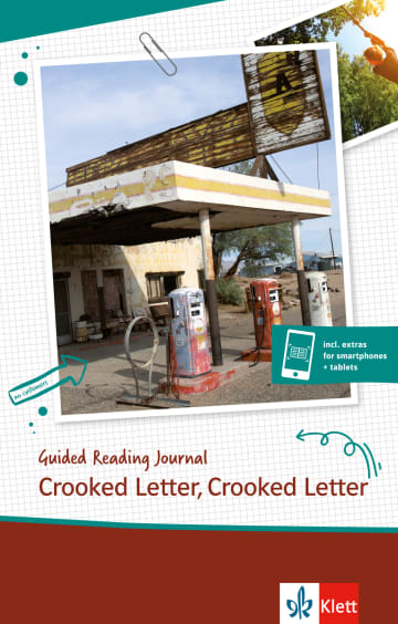 Cover Guided Reading Journal for Crooked Letter, Crooked Letter 978-3-12-579904-2 Harald Weisshaar Englisch