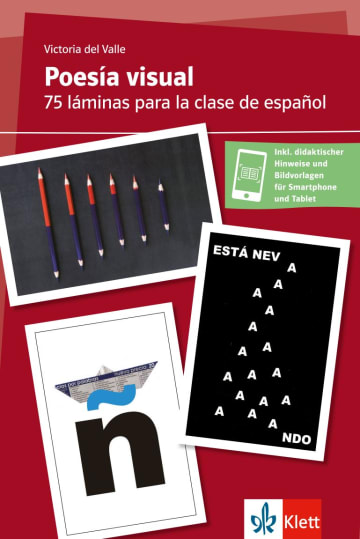 Cover Poesía visual 978-3-12-535735-8 Spanisch