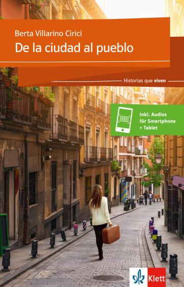 Cover De la ciudad al pueblo 978-3-12-535665-8 Berta Villarino Cirici Spanisch