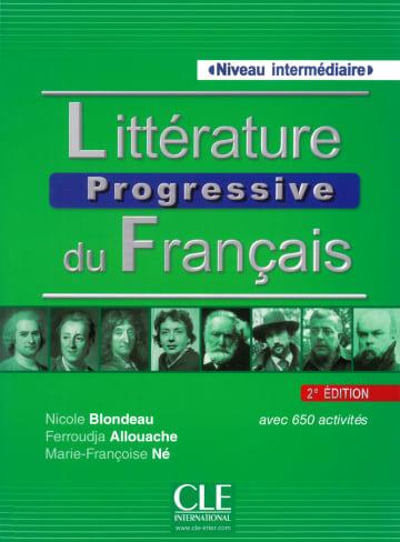 Cover Littérature progressive, Niveau intermédiaire 978-3-12-529991-7 Französisch