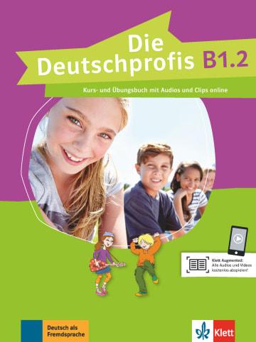Cover Die Deutschprofis B1.2 978-3-12-676487-2 Deutsch als Fremdsprache (DaF)