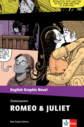 Cover Romeo and Juliet 978-3-12-578216-7 William Shakespeare Englisch