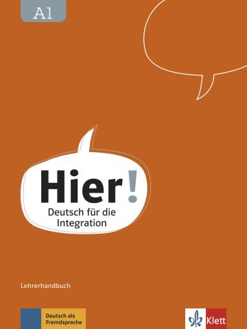 Cover Hier! A1 978-3-12-676693-7 Deutsch als Fremdsprache (DaF)