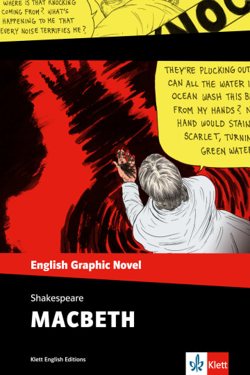 Cover Macbeth 978-3-12-578215-0 Englisch