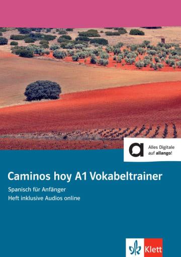 Cover Caminos hoy A1 978-3-12-515768-2 Spanisch