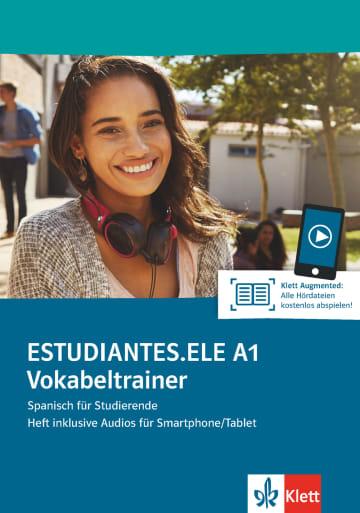 Cover Estudiantes.ELE A1 Vokabeltrainer 978-3-12-515093-5 Spanisch