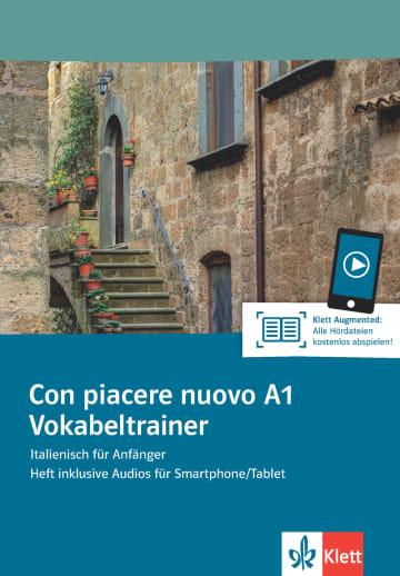 Cover Con piacere nuovo A1 978-3-12-525179-3 Italienisch