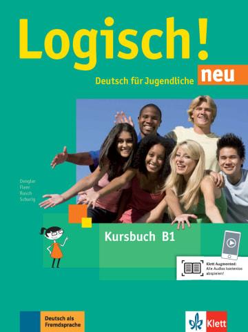 Cover Logisch! neu B1 978-3-12-605221-4 Deutsch als Fremdsprache (DaF),Deutsch als Zweitsprache (DaZ)