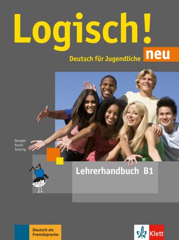 Cover Logisch! neu B1 978-3-12-605227-6 Deutsch als Fremdsprache (DaF),Deutsch als Zweitsprache (DaZ)