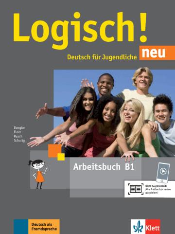 Cover Logisch! neu B1 978-3-12-605222-1 Deutsch als Fremdsprache (DaF),Deutsch als Zweitsprache (DaZ)
