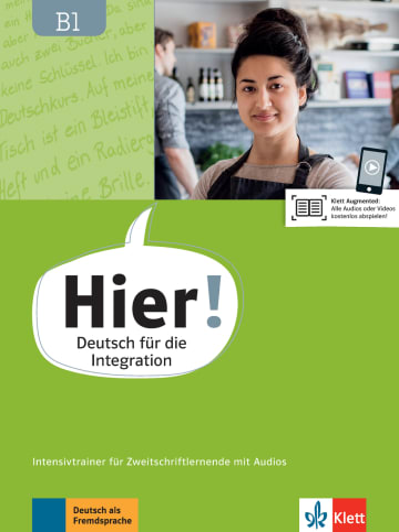 Cover Hier! B1 978-3-12-676692-0 Deutsch als Fremdsprache (DaF)